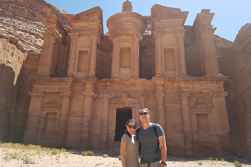release date official official Guide to Petra, Jordan – Monastery Trail | Tricia & Tim